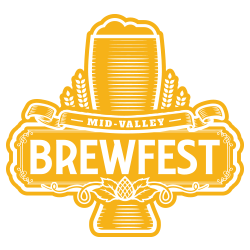 Mid-Valley Brewfest Logo